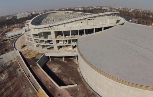 Jedna z największych hal sportowych w rękach spółki wodociągowej