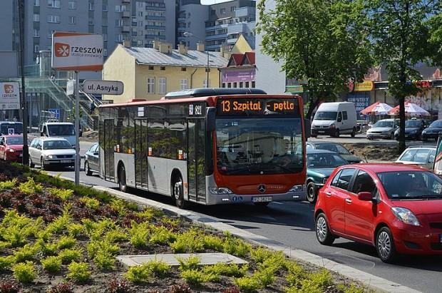 Nowoczesny system policzy pasażerów autobusów w Rzeszowie