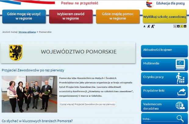 Nowy portal doradztwa edukacyjno-zawodowego już działa