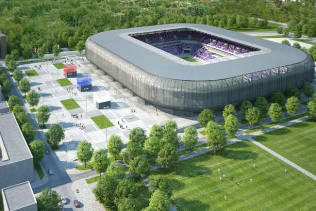 Oferty na budowę stadionu w Zabrzu znów za drogie