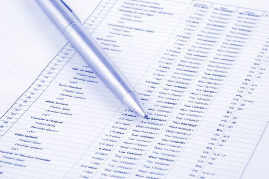 Sprawozdanie roczne z wykonania budżetu, termin mija 31 marca