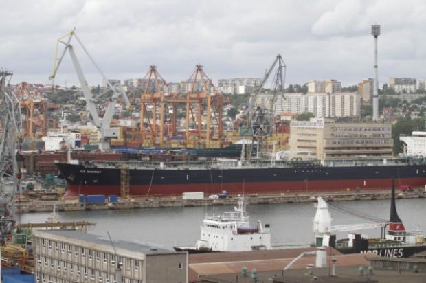 Rewitalizacja terenów stoczniowych w Pomorskiej SSE zakończona sukcesem