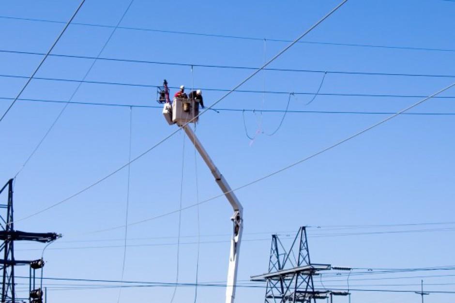 Wielkopolska po wichurach wciąż bez prądu
