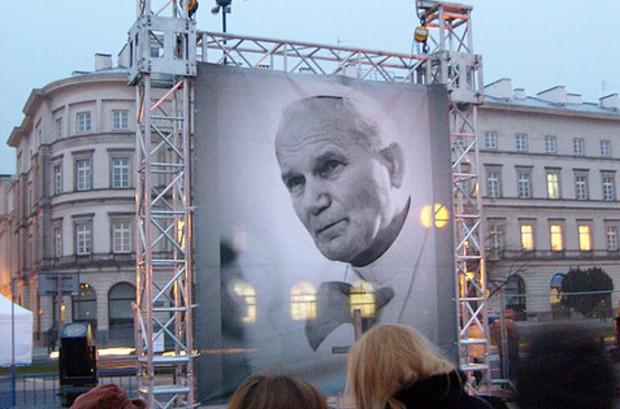 Wezwanie Jana Pawła II do zaangażowania w politykę wciąż żywe