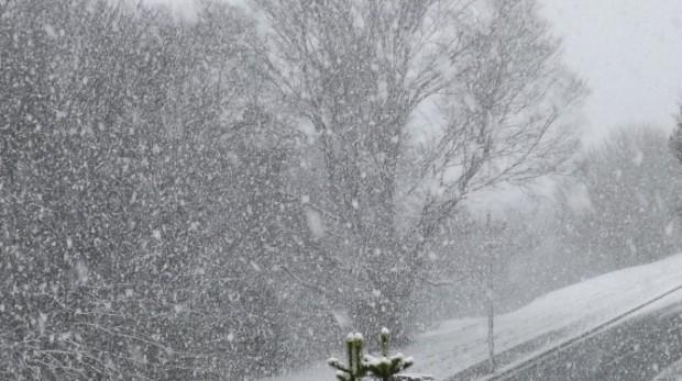Turyści nie boją się wiatru i śniegu. Chcą spędzić święta na Mazurach