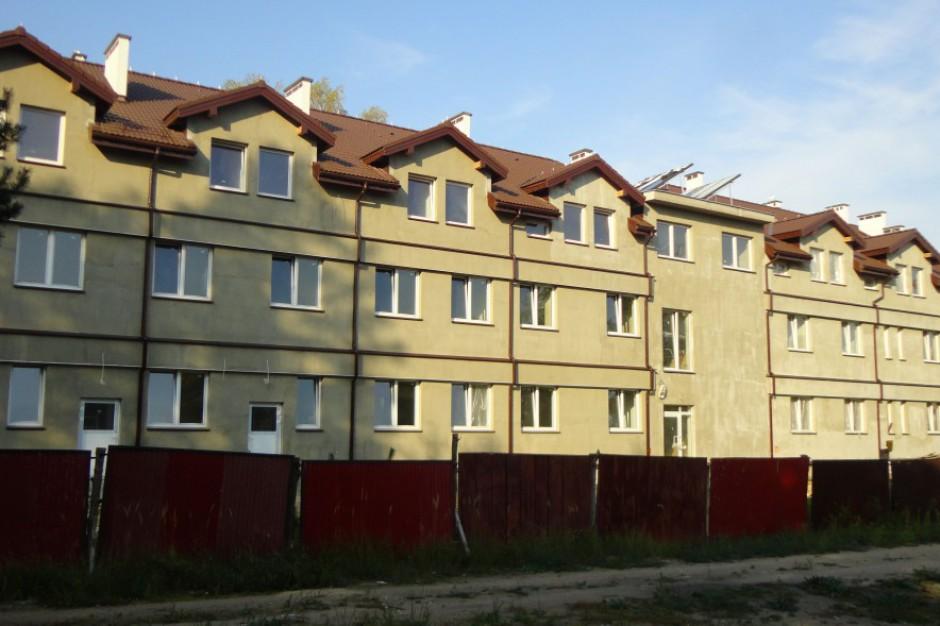 Brakuje 2 mln zł na dokończenie domu senioraw Ełku