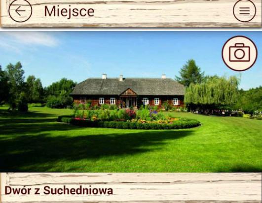 Aplikacja mobilna Muzeum Wsi Kieleckiej