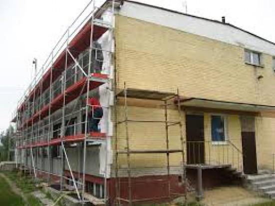 Bulwersujący sposób termomodernizacji budynków?
