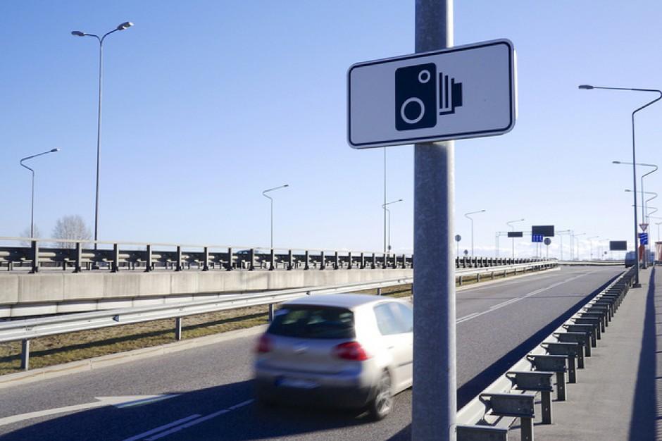 O 25 proc. wzrośnie liczba fotoradarów przy drogach