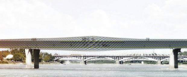Cztery firmy złożyły oferty na remont Mostu Łazienkowskiego