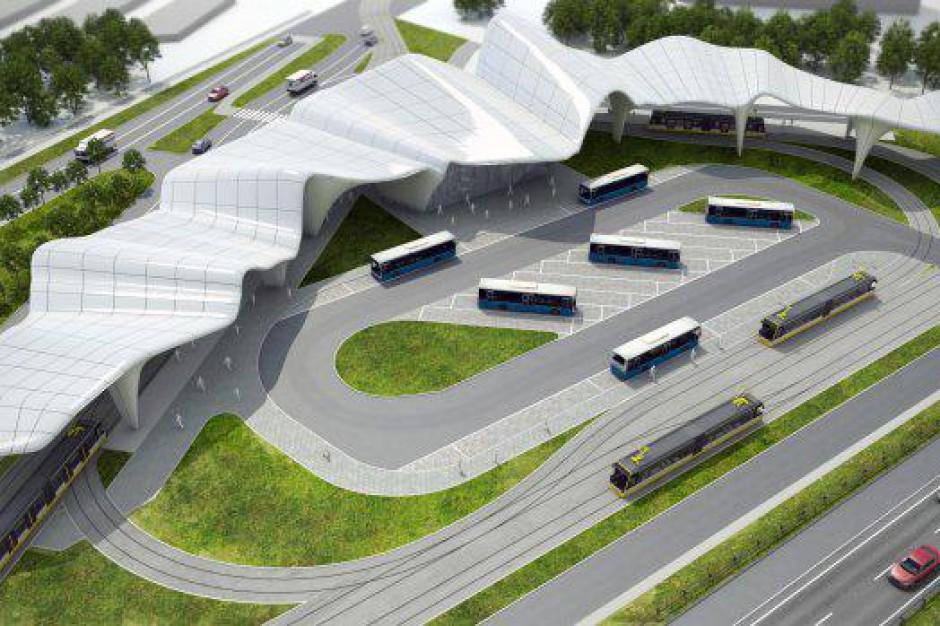 Cztery nowe centra przesiadkowe powstaną w Katowicach