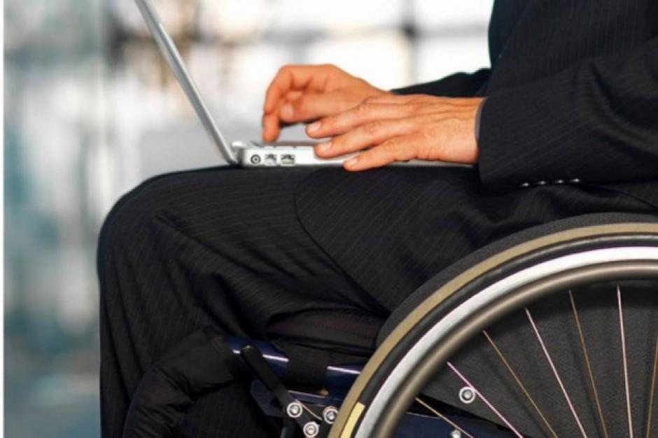 Urzędy płacą kary bo nie zatrudniają niepełnosprawnych. Dlaczego?