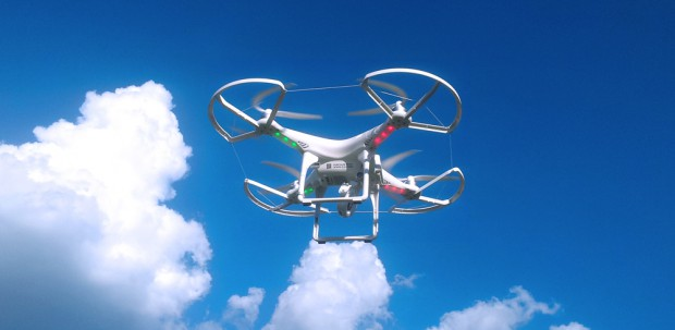 Chcesz zarabiać korzystając z drona? Musisz zdać egzamin