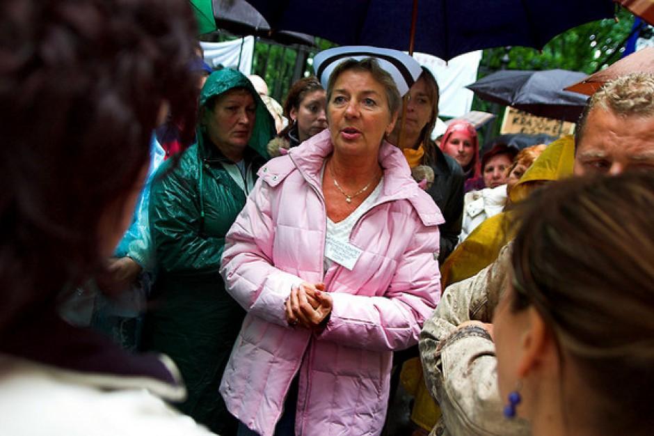 Wkrótce ogólnopolski protest pielęgniarek