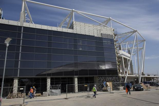 Łódzki stadion przy al. Unii Lubelskiej wkrótce gotowy