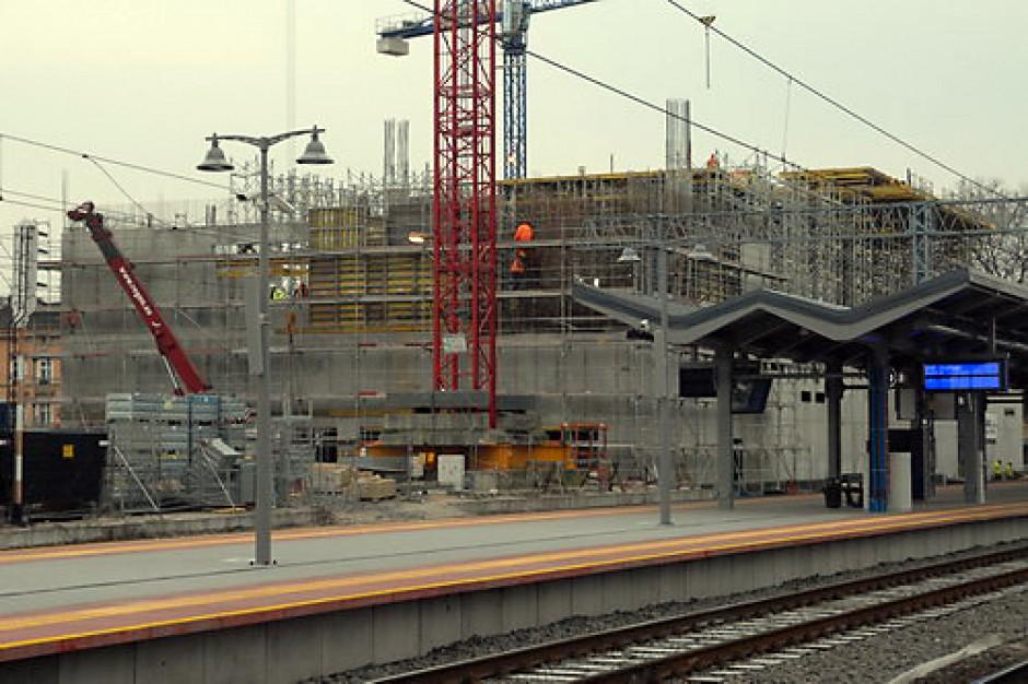 PKP, budowa dworca w Bydgoszczy