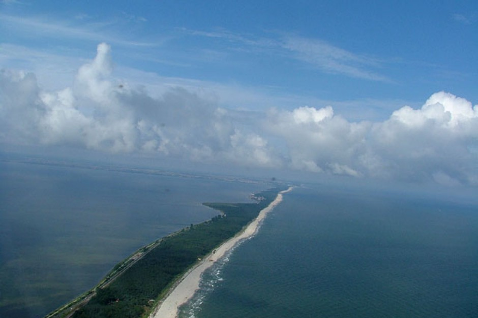 NIK: ochrona brzegów  na Półwyspie Helskim i Mierzei Wiślanej nieskuteczna