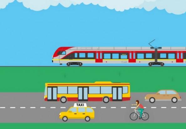 Test komunikacyjny w Łodzi: Jak najszybciej przedostać się przez miasto