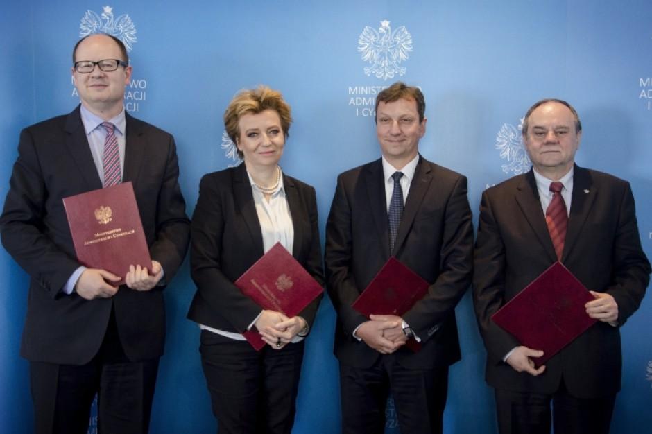 Gdańsk i Łódź sprawdzą system elektronicznego zarządzania dokumentacją (EZD PUW)