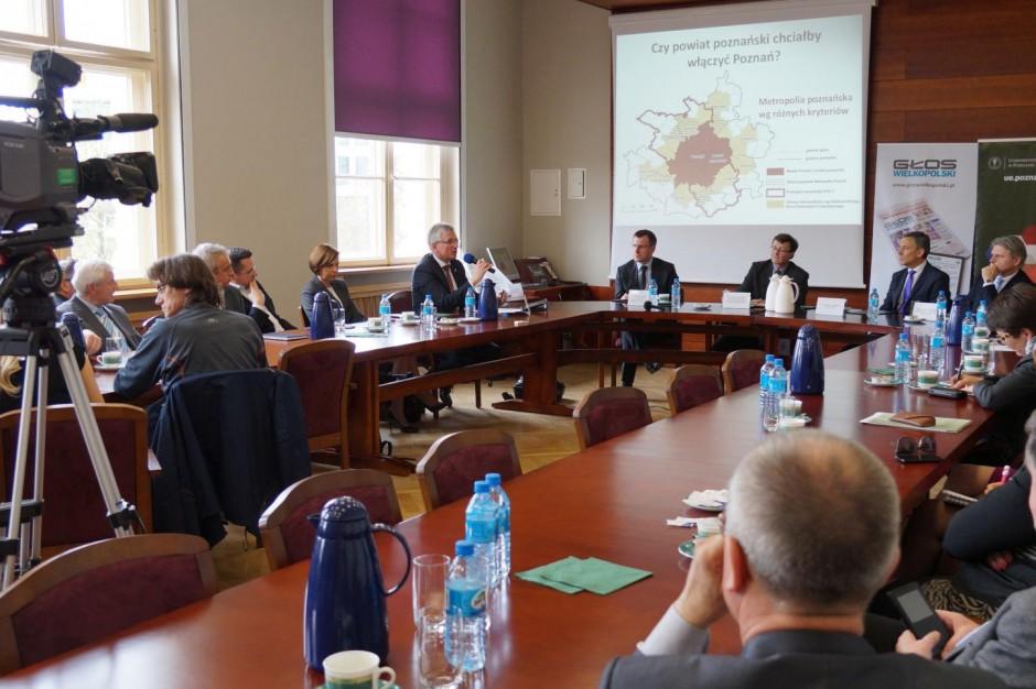 Łączenie gmin: czy Poznań pójdzie w ślady Zielonej Góry?