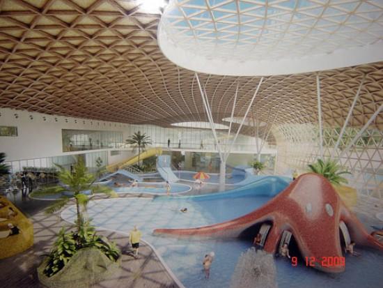 NIK negatywnie o budowie aquaparku w Koszalinie