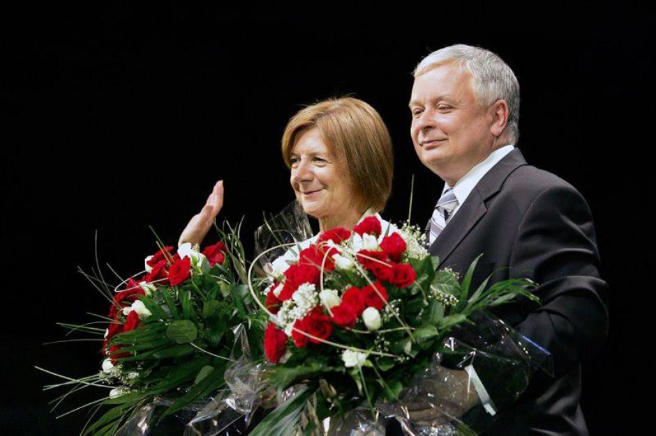 W Krakowie uczczono piątą rocznicę pogrzebu Lecha i Marii Kaczyńskich