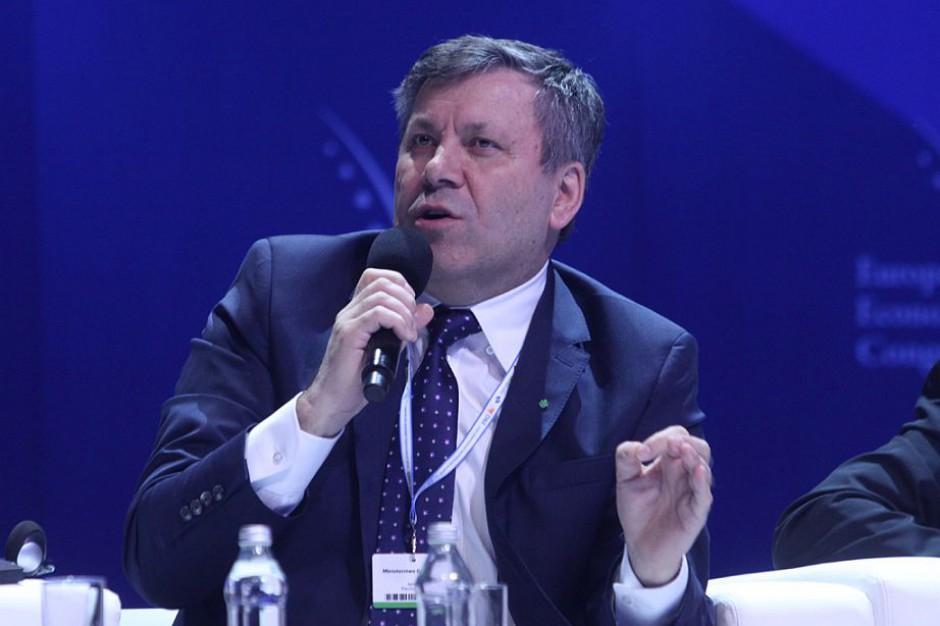 EEC 2015, Janusz Piechociński: Wsparcie dla Śląska i Małopolski