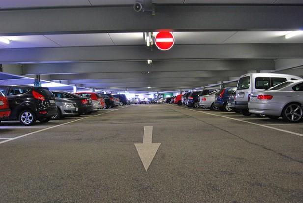 Nowy sposób na znalezienie miejsca parkingowego