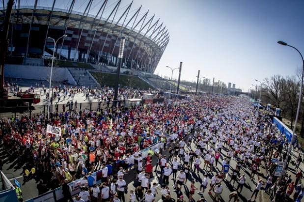 Maraton w Warszawie. Będą utrudnienia w ruchu