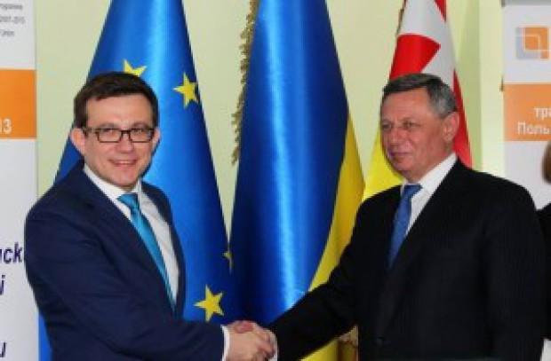 Jaki wspólny interes mają Zamość i ukraiński Łuck?