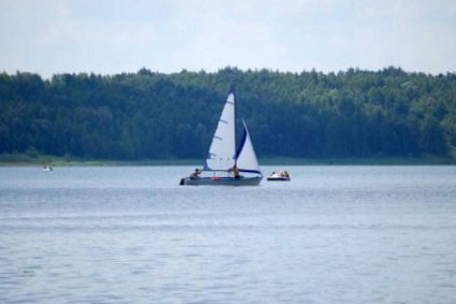 Lato nad Jeziorem Tarnobrzeskim - tylko zapiekanki bez kajaków