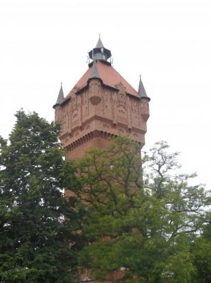Śremska wieża wciąż czeka na realizację pomysłów