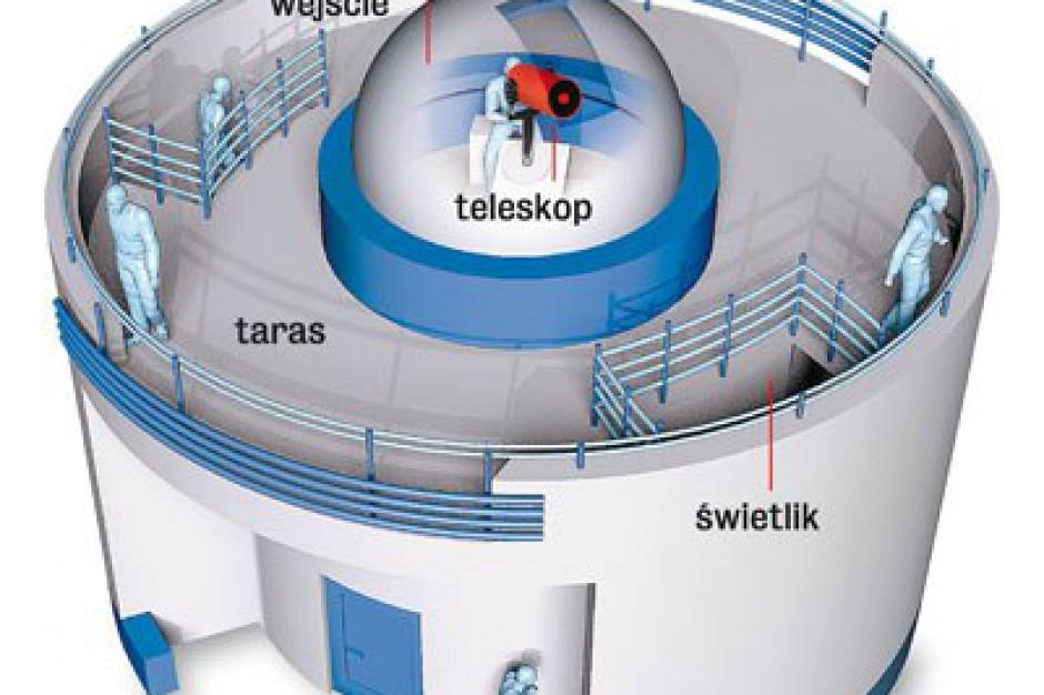 W Radomiu ma powstać obserwatorium astronomiczne