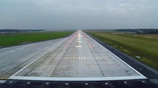 Wkrótce otwarcie nowej drogi startowej w Katowice Airport