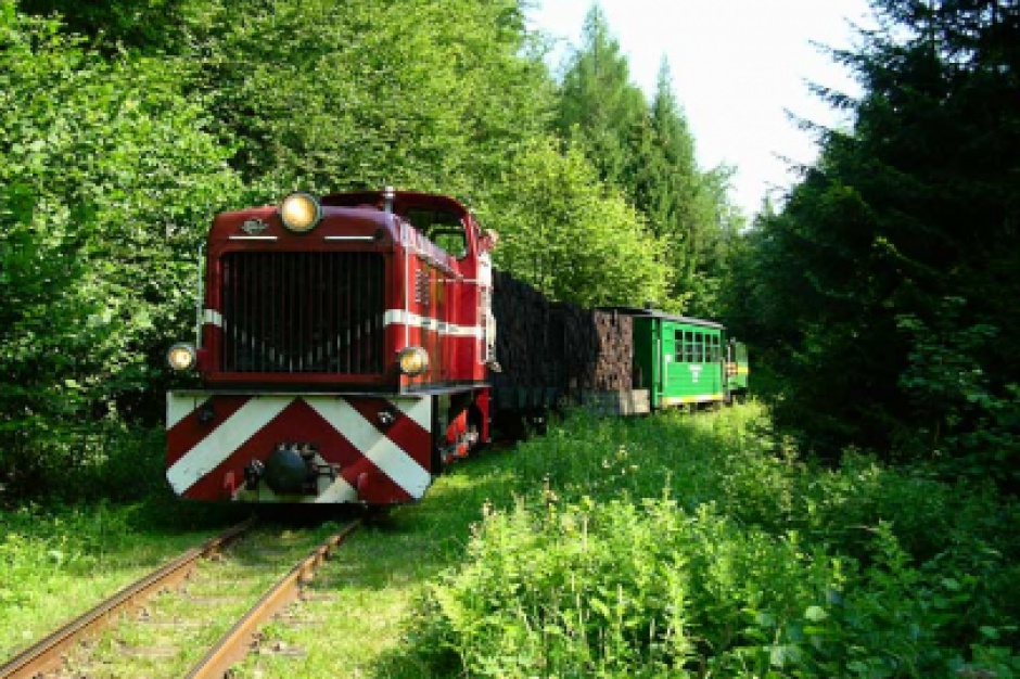 Bieszczadzka Kolejka Leśna rozpoczyna sezon turystyczny