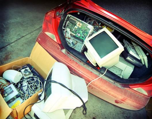 KE pozywa Polskę ws. recyklingu zużytego sprzętu
