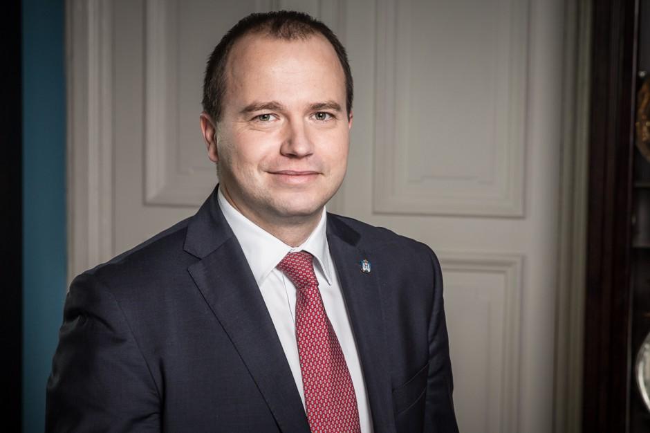 Dymisja wiceprezydenta Poznania Jakuba Jędrzejewskiego