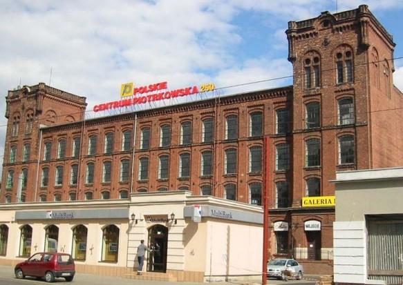 Łódź, fabryka Markusa Silbersteina zamieni się w centrum usługowo-handlowe