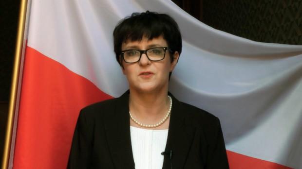 Kluzik-Rostkowska: jestem wielką zwolenniczką małych szkół