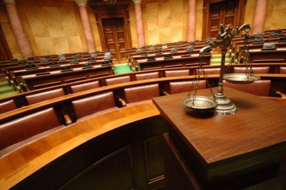 Ministerstwo Sprawiedliwości: Dane sądowe trafią do elektronicznej bazy