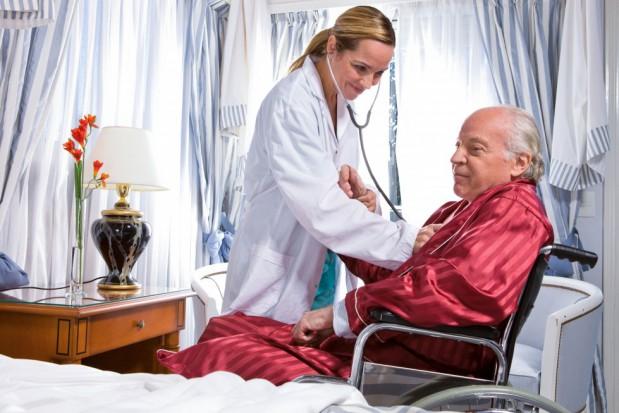 Oddziały geriatryczne zyskają dzięki zbiórce WOŚP