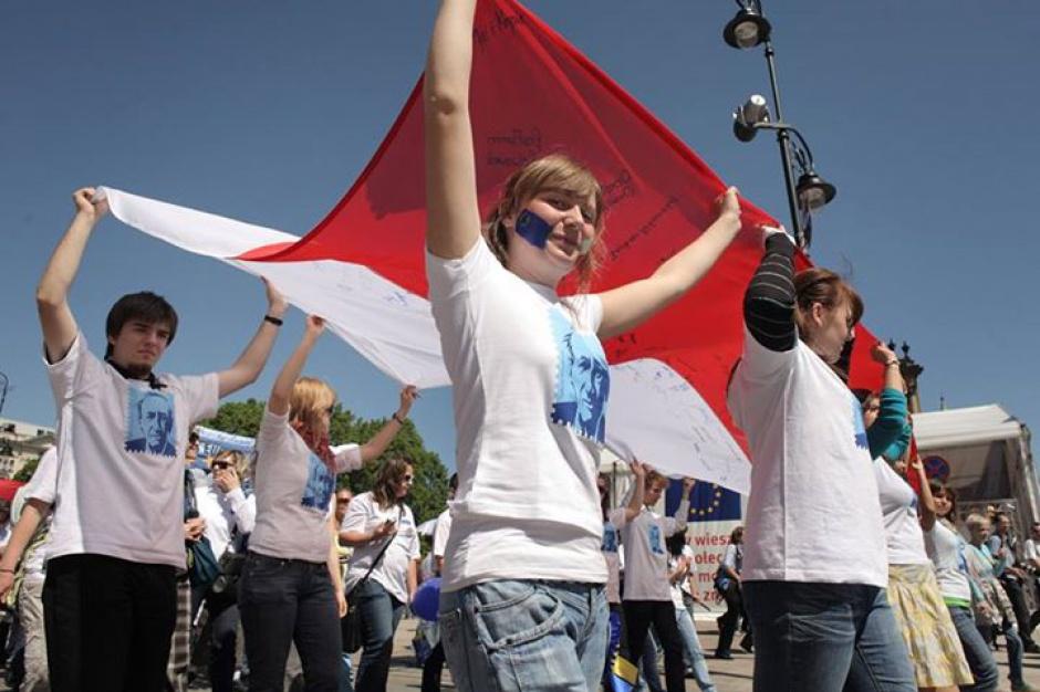 Parada Schumana przejdzie ulicami Warszawy