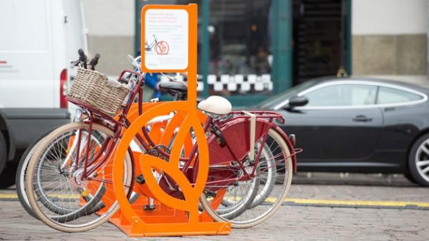 Pomóż swojemu miastu zdobyć rowerowe stojaki