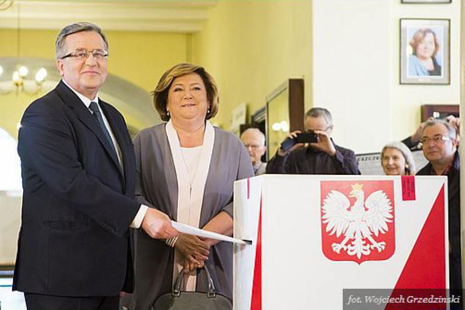 Bronisław Komorowski: Czeka nas twarda walka