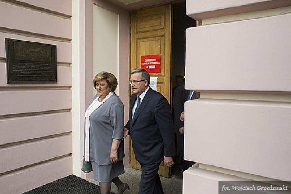 Duda i Komorowski chcą referendum ws. JOW