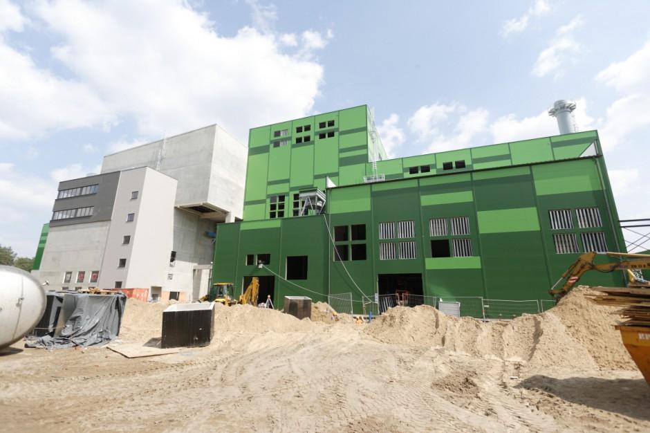 Spalarnia odpadów, Bydgoszcz: budowa idzie zgodnie z planem