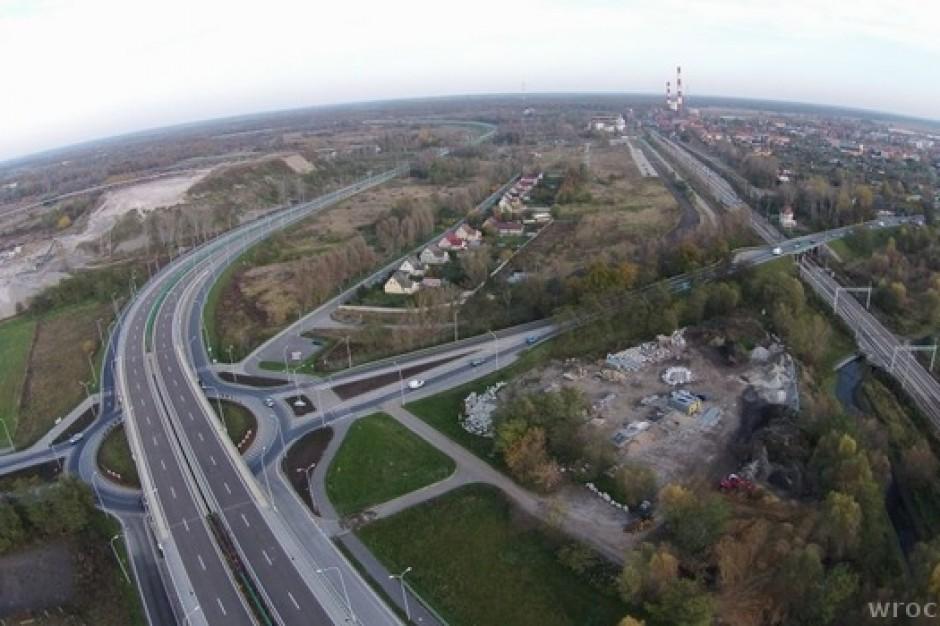 Wrocław: miasto dołoży do budowy obwodnicy