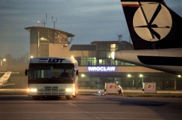 Wrocław: 100 mln zł na modernizację lotniska