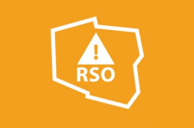 Regionalny System Ostrzegania: powiadomienia sms-em od połowy roku