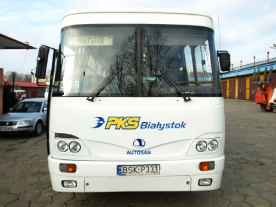 Restrukturyzacja PKS Białystok: Mniej pracowników, więcej autobusów